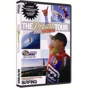 The Dream Tour Surf DVD:  Sports & Outdoors