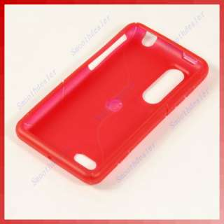 TPU Silicone Gel Soft Silicon Skin Case Cover for LG Optimus 3D P920