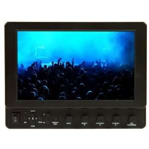 Ikan VX7 S HD SDI LCD Monitor with Sony L Series Battery