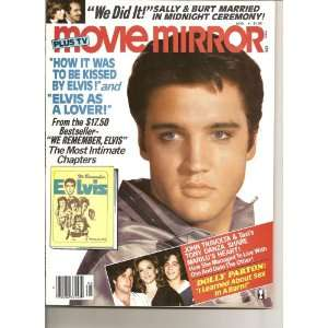 com Movie Mirror Magazine Aug.1979 Vol.23,No.6 Elvis on Cover Elissa