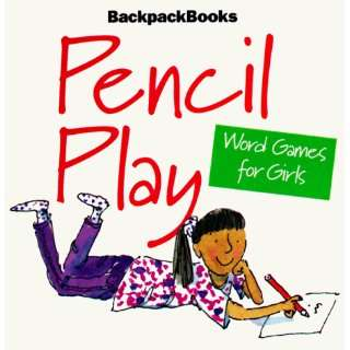 Pencil Play Word Games for Girls (American Girl Backpack