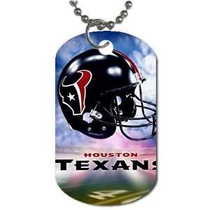 houston texans DOG TAG COOL GIFT: Everything Else
