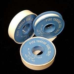 200 rolls Teflon Thread Seal Tape   1/2in x 1296 inch