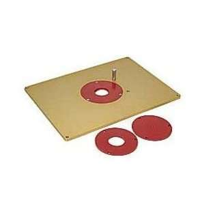 Router table insert plate base plate router jig mounting router table depot aluminum router table insert plate greentooth Images