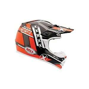 BELL MX 2 FACTORY X HELMET (X SMALL) (ORANGE): Automotive