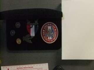 Boy Scout Eagle Scout Presentation Kit Mentor Pin 3153Y