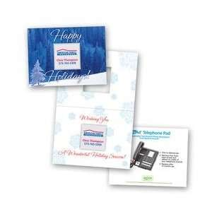 /Ad Happy Holidays Greeting Card [Snow Scene]: Health & Personal Care