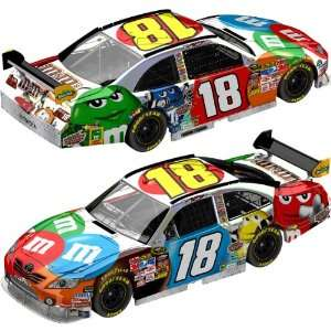 Action Racing Collectibles Kyle Busch 10 M Ms #18 Camry
