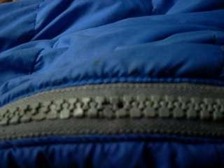 Vintage Sierra Designs Down Mummy Sleeping Bag Berkeley Ca USA High