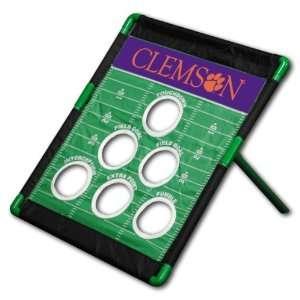 NCAA Clemson Tigers Bean Bag Toss Game