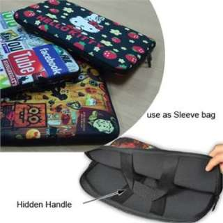 15  15.6 inch Laptop Sleeve Bag Notebook Case With Handle