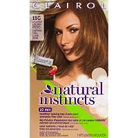 Natural Instincts Vibrant Permanent Color Medium Reddish Brown 5RB