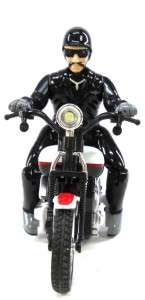 RC Radio Remote Control Motorcycle Motor bike the thief 9121 blk 2012