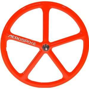 Aerospoke Red Front: Sports & Outdoors