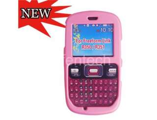 PINK HARD CASE COVER FOR SAMSUNG FREEFORM R350 R351