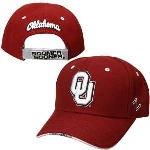 Oklahoma Sooners Crimson Gamer Hat