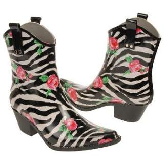 Womens Nomad Yippy Low Rose Zebra Shoes
