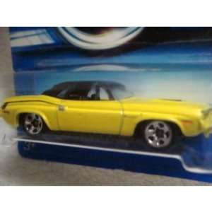 Hot Wheels 70 Plymouth Barracuda 5 Spoke Mopar Madness