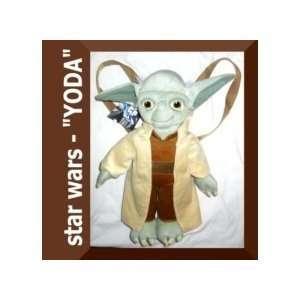 Star Wars Yoda Plush Backpack Toys & Games