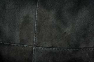 Lamb Genuine Long Shearling Fur Winter Coat Full Length ~ EUC