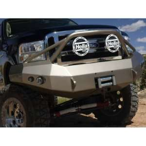 Winch Bumper Front With Pre Runner Grill Guard 2005 2007 Super Duty
