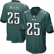 Philadelphia Eagles LeSean McCoy Game Team Color Jersey