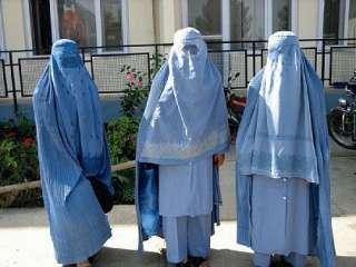 Original orient Afghan Burka Burqua umhang burqa Weiss