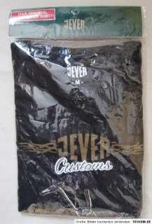 Original JEVER BIKER SHIRT Größe M Neu & OVP T Shirt Werbung Reklame