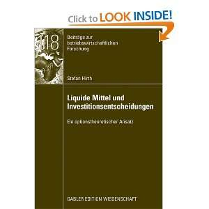 9783834910677) Stefan Hirth, Prof. Dr. Marliese Uhrig Homburg Books
