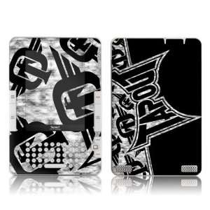 Skins MS TAPO10061  Kindle 2  TapouT  Logo Skin: Electronics
