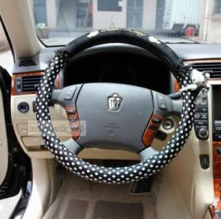 Hello Kitty Auto Lenkrad Bezug steering wheel cover #6