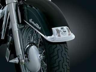 Küryakyn Cover für Harley Davidson Fender Tips * Skull