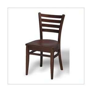 Grand Rapids Melissa Wood Ladder Back Side Chair Furniture & Decor