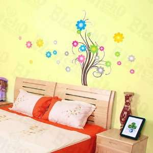 Flowing Tree   X Large Wall Decals Stickers Appliques Home