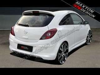 Kit Carrosserie Opel Corsa D spoiler
