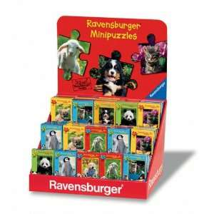 Ravensburger Baby Animals 45 Piece Display Toys & Games