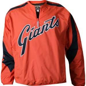 San Francisco Giants Cooperstown Throwback Gamer Jacket
