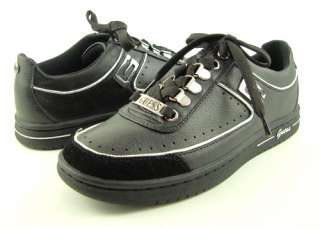 GUESS MARCY Black Womens Shoes Sneakers 6