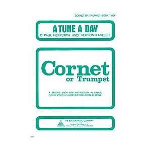 Tune a Day   Cornet or Trumpet Book 2  Sports & Outdoors