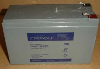 ORIGINAL POWERWARE REPLACEMENT BATTERY PWHR1234W2FR