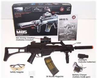 Guns Full Semi Auto Gun Rifle Sniper Electric Assault COD MW3