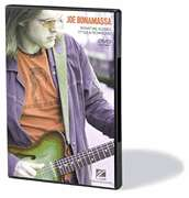 Joe Bonamassa   Electric Guitar Rock Blues Lessons DVD