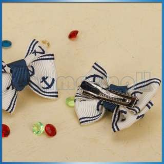 Pet Dog Cat Hair Clip Hairpin Bows Accessories w/ Alligator Clip HOT
