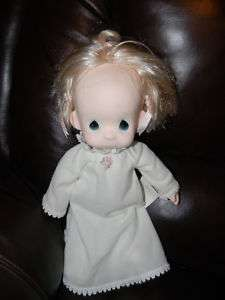 PRECIOUS MOMENTS BABY DOLL~ JESUS LOVES ME DOLL W/TAG**