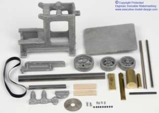 Live Steam Engine Model Table Saw Casting Kit TS 1