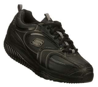 SKECHERS Shoes 12322 Black Women Walk Shape Ups Fitness