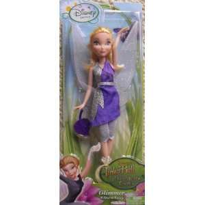 DISNEY FAIRIES   Tinkerbell and the Pixie Hollow Games   GLIMMER (A