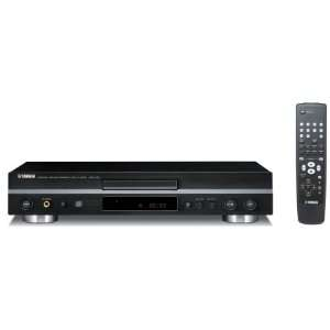 Yamaha CDX 497 CD Player schwarz  Elektronik