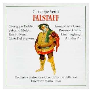 Taddei, Meletti, Canali, Rossi, Giuseppe Verdi  Musik