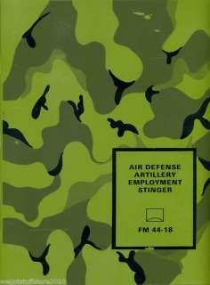 Field Manual FM 44 18 Air Defense Artillery May 1985